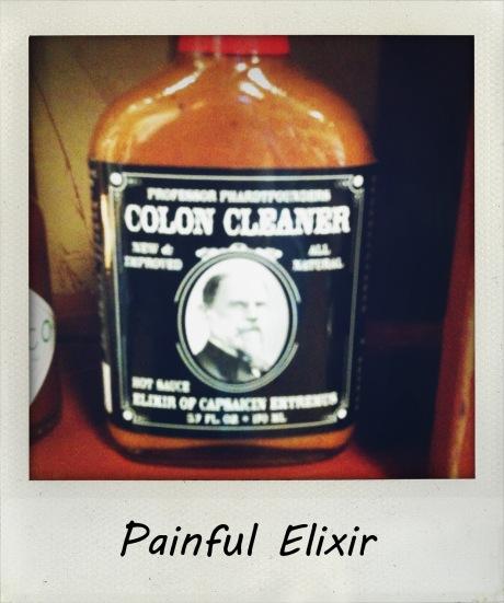 Painful Elixir